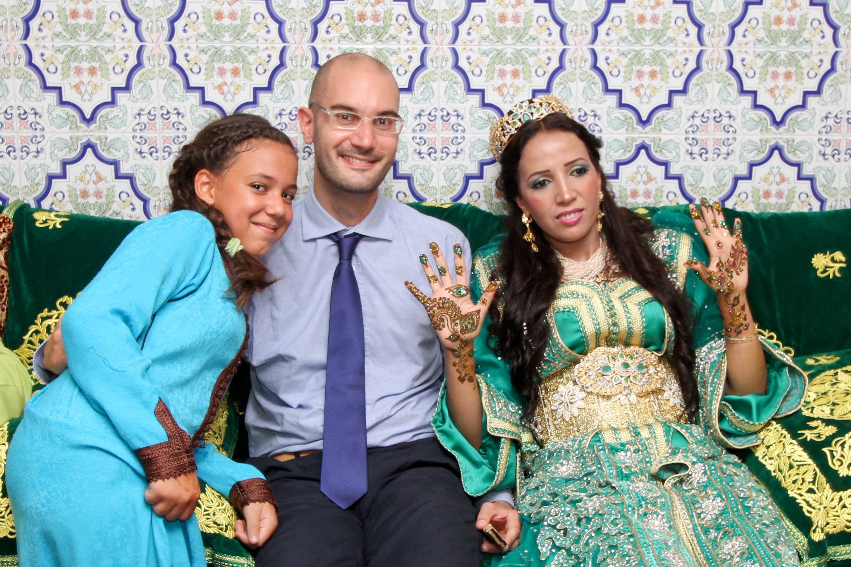 Matrimonio In Morocco : Moroccans and of the diaspora page